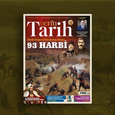 DERİN TARİH - NİSAN2021 / SAYI 109