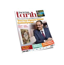 DERGİ - Derin Tarih - Ocak 2018