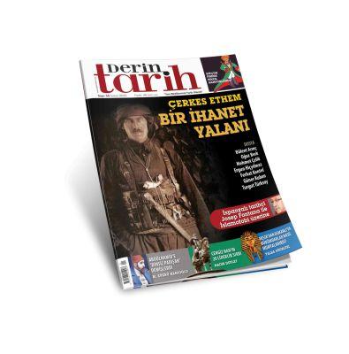 DERİN TARİH - ŞUBAT 2015 / SAYI 035