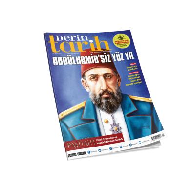 DERİN TARİH - ŞUBAT 2018 / SAYI 071