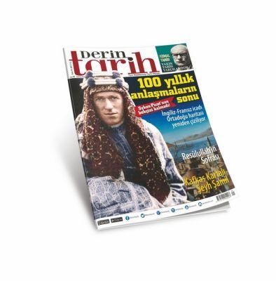 DERİN TARİH - TEMMUZ 2015 / SAYI 040