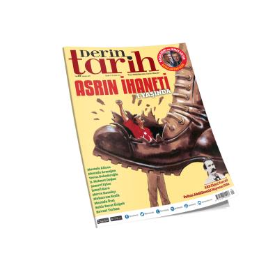 DERİN TARİH - TEMMUZ 2017 / SAYI 064