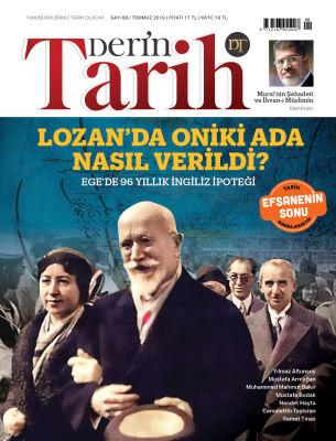 DERİN TARİH - TEMMUZ 2019 / SAYI 088