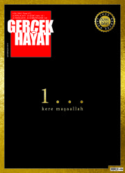 DERGİ - GERÇEK HAYAT - 1000