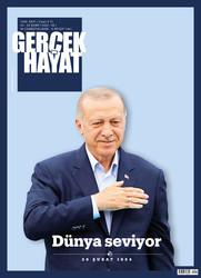DERGİ - GERÇEK HAYAT - 1009