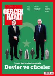 DERGİ - GERÇEK HAYAT - 1025