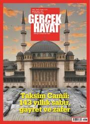 DERGİ - GERÇEK HAYAT - MAYIS 2021 / SAYI 1067