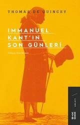 ANLATI - IMMANUEL KANT'IN SON GÜNLERİ