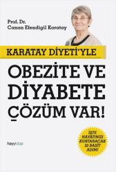 HAYY KİTAP - Karatay Diyetiyle Obezite Ve Diyabete Çözüm
