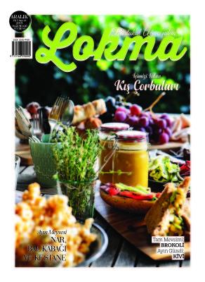 LOKMA - ARALIK 2019 / SAYI 061