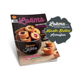 DERGİ - LOKMA - KASIM 2015 / SAYI 016
