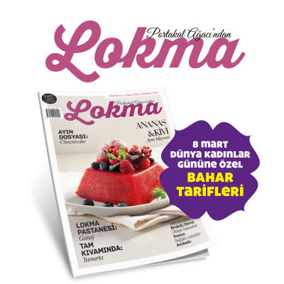 LOKMA - MART 2016 / SAYI 017