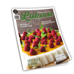 LOKMA -TEMMUZ 2016 / SAYI 021 - Thumbnail