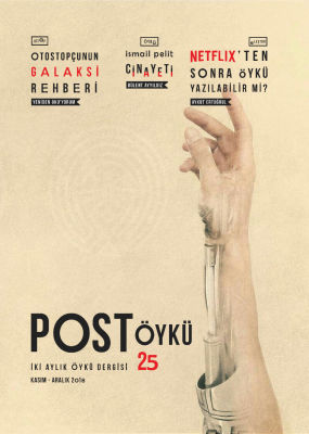 POST ÖYKÜ - KASIM 2018 / SAYI 025