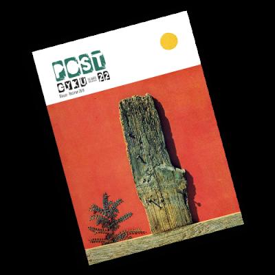 POST ÖYKÜ - MAYIS 2018 / SAYI 022