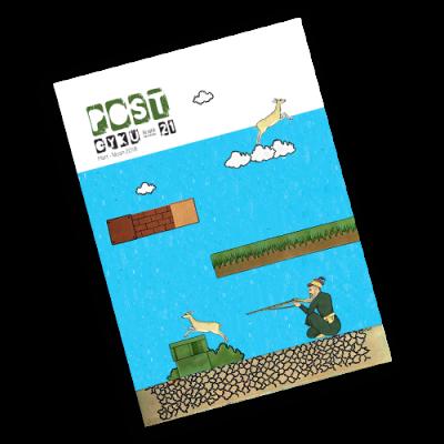 POST ÖYKÜ - MART 2018 / SAYI 021