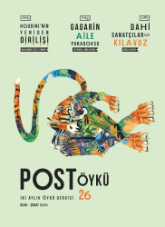 DERGİ - POST ÖYKÜ - OCAK 2019 / SAYI 026