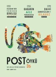 DERGİ - Post Öykü - Ocak 2019