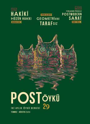POST ÖYKÜ - TEMMUZ 2019 / SAYI 029
