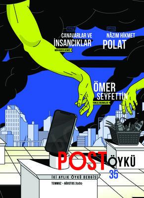 POST ÖYKÜ - TEMMUZ 2020 / SAYI 035