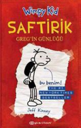 EPSİLON YAYINLARI - Saftirik Greg'in Günlüğü 1. Kitap