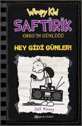 EPSİLON YAYINLARI - Saftirik Greg'in Günlüğü 10 (Ciltli) Hey Gidi Günler!