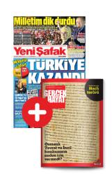 GAZETE - YENİ ŞAFAK - GERÇEK HAYAT (YILLIK)