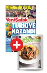 GAZETE + DERGİ - YENİ ŞAFAK - LOKMA (YILLIK ABONELİK)