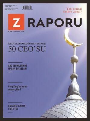 Z RAPORU - AĞUSTOS 2020 / SAYI 015