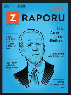 Z RAPORU - ARALIK 2020 / SAYI 019