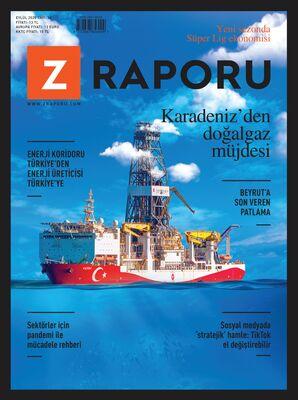 Z RAPORU - EYLÜL 2020 / SAYI 016