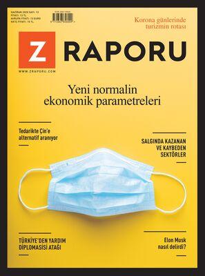 Z RAPORU - HAZİRAN 2020 / SAYI 013
