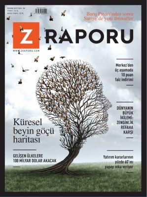 Z RAPORU - KASIM 2019 / SAYI 006