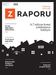 DERGİ - Z RAPORU - Aralık 2019