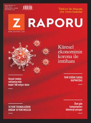 Z RAPORU - MART 2020 / SAYI 010