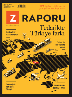 Z RAPORU - MAYIS 2021 / SAYI 024