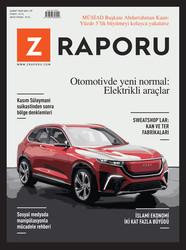 DERGİ - Z RAPORU - ŞUBAT 2020 / SAYI 009