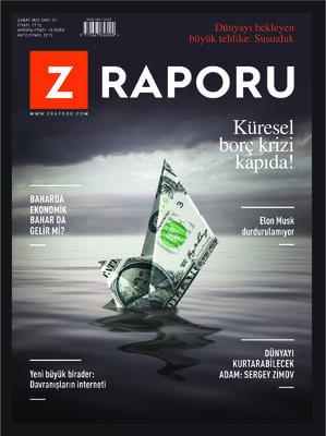 Z RAPORU - ŞUBAT 2021 / SAYI 021